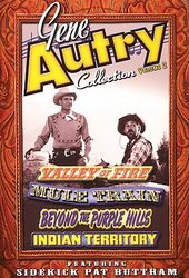 Gene Autry Collection 2 (Valley of Fire / Mule