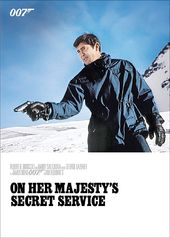 Bond - On Her Majesty's Secret Service