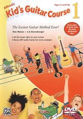 Alfred's Kid's Guitar Course, Volume 1