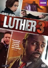 Luther - Season 3 (2-DVD)