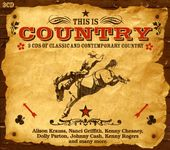 This Is Country: 3-CDS of Classic and