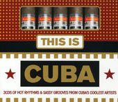 This Is Cuba [Metro Triples] (3-CD)