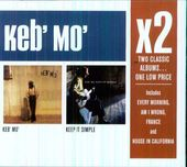 X2: Keb Mo / Keep it Simple (2-CD)