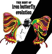 Evolution - The Best Of Iron Butterfly (180GV -