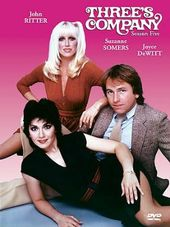 Three's Company - Season 5 (4-DVD)