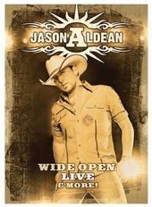 Jason Aldean - Wide Open Live and More (Blu-ray)
