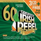 60 Greatest Irish Rebel Songs (4-CD)