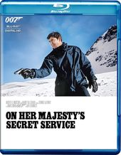 Bond - On Her Majesty's Secret Service (Blu-ray)