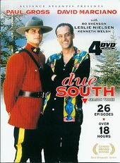 Due South - Season 3 (4-DVD)