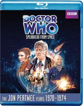 Doctor Who - #051: Spearhead from Space (Blu-ray)