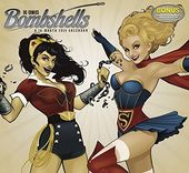DC Comics - Female Superheroes - Bombshells -