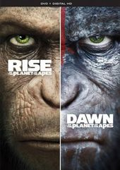 Rise of the Planet of the Apes / Dawn of the