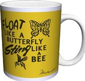 Muhammad Ali - Float Like a Butterfly... 11 oz.