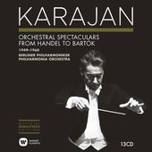 Orchestral Spectaculars from Handel to Bartok,