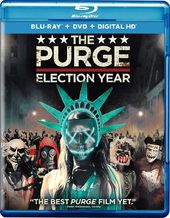 The Purge: Election Year (Blu-ray + DVD)