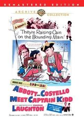 Abbott and Costello Meet Captain Kidd (Full