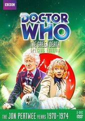 Doctor Who - #069: The Green Death (Special