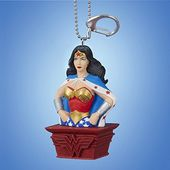 DC Comics - Wonder Woman - Clip On - Christmas