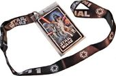 Star Wars - Imperial: Black Lanyard