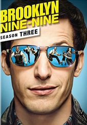 Brooklyn Nine-Nine - Season 3 (3-DVD)