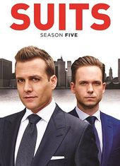 Suits - Season 5 (4-DVD)
