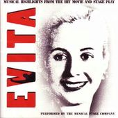 Evita: Musical Highlights From The Hit Movie And