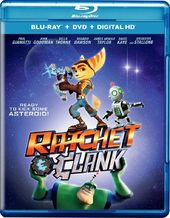 Ratchet & Clank (Blu-ray + DVD)