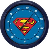 DC Comics - Superman Logo Outdoor Themometer