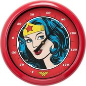 DC Comics - Wonder Woman Face Outdoor Themometer