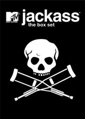 Jackass - Box Set (4-DVD)