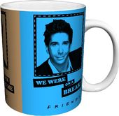 Friends - Guys Quotes 11 oz. Ceramic Mug