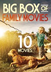 Big Box of Family Movies (Treasure State / The