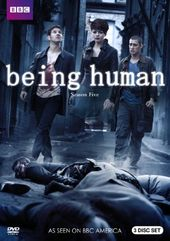 Being Human (UK) - Season 5 (2-DVD)