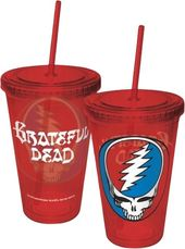 Grateful Dead - Steal Your Face Colored Cup With