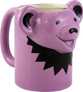 Grateful Dead - Bear - Molded Mug