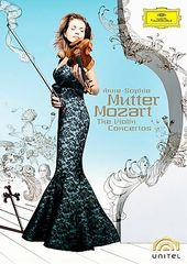 Anne-Sophie Mutter - The Violin Concertos (2-DVD)