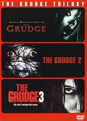 The Grudge Trilogy (3-DVD)