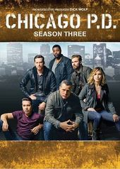 Chicago P.D. - Season 3 (6-DVD)