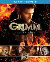 Grimm - Season 5 (Blu-ray)