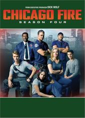 Chicago Fire - Season 4 (6-DVD)