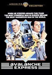 Avalanche Express (Widescreen)