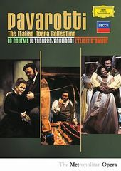 The Italian Opera Collection Il Tabarro;