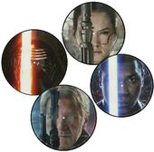Star Wars: The Force Awakens (2LPs - Picture Disc)