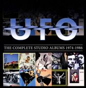 The Complete Studio Albums 1974-1986 (10-CD)