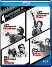 Dirty Harry Collection: 4 Film Favorites (Blu-ray)