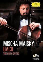 Mischa Maisky - 6 Suites For Solo Violoncello,