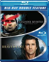 Alexander Revisited / Braveheart (Blu-ray)
