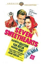 Seven Sweethearts (Full Screen)