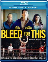 Bleed for This (Blu-ray + DVD)