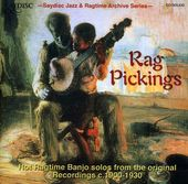 Rag Pickings: Hot Ragtime Banjo Solos from the